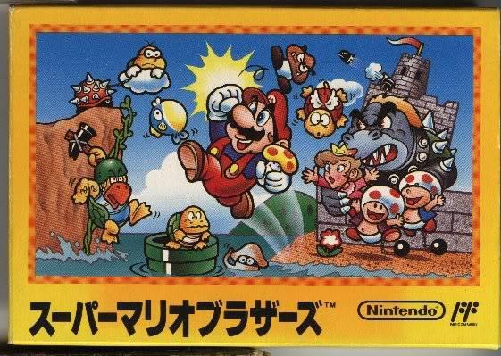 """Mario and his Content"" traduit en Français. MaelstromMario_08"