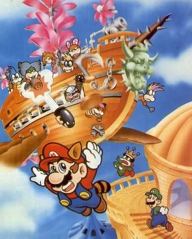 """Mario and his Content"" traduit en Français. MaelstromMario_14"