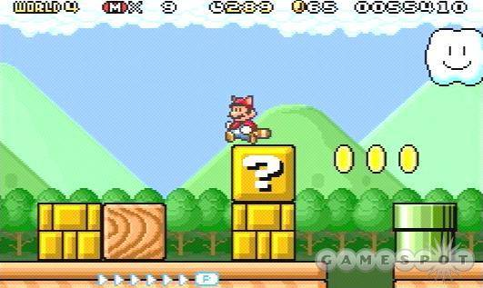 """Mario and his Content"" traduit en Français. MaelstromMario_15"