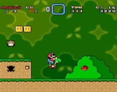 """Mario and his Content"" traduit en Français. MaelstromMario_20"