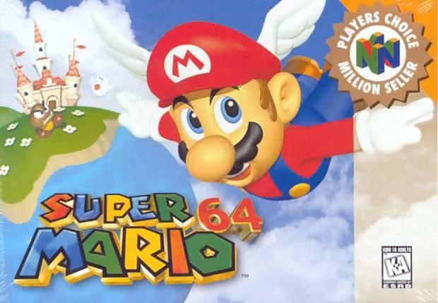 """Mario and his Content"" traduit en Français. MaelstromMario_23"