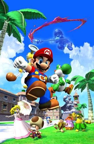 """Mario and his Content"" traduit en Français. MaelstromMario_26"