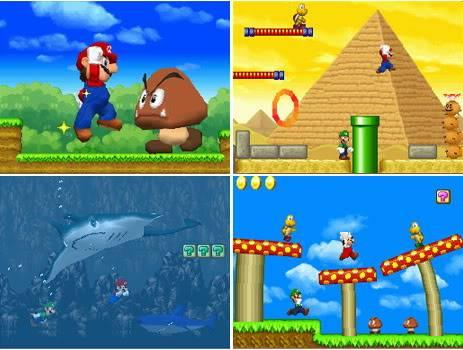 """Mario and his Content"" traduit en Français. MaelstromMario_28"