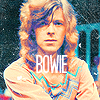 David Bowie icons. 01-2