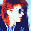 David Bowie icons. 20833818