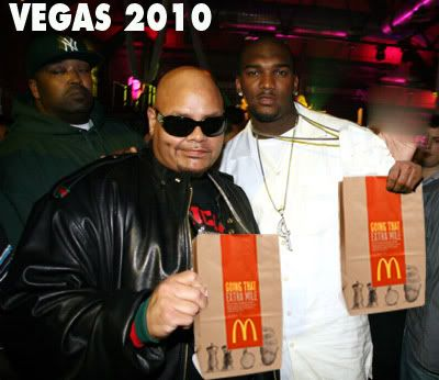 JaMarcus Russell: working hard for 2010. Vegas2010