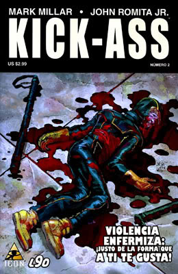 kick ass Kickass2cover