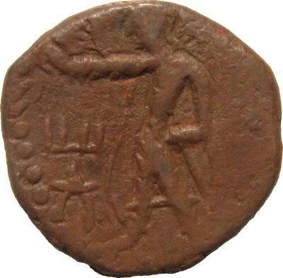 Imitación local de un bronce kushan de Huvishka I KUThumb1
