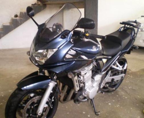 Trocar de moto? e agora ... opiniões !!! BANDIT-650S