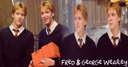 My New Stuff FredandGeorge