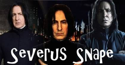 My New Stuff Severussnape