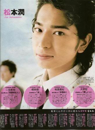 Arashi - 嵐 Jun