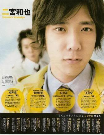 Arashi - 嵐 Nino