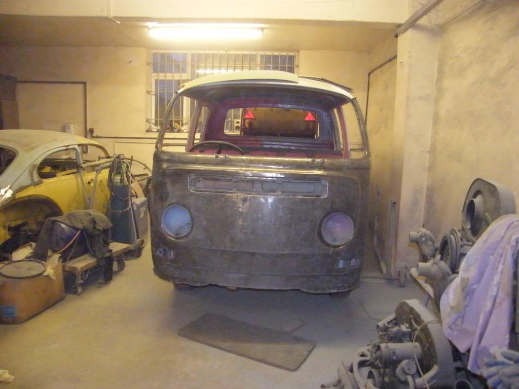 Buster Bo Jangles '67 Crew Cab Crewcab001