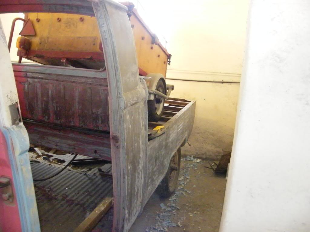 Buster Bo Jangles '67 Crew Cab Crewcab010