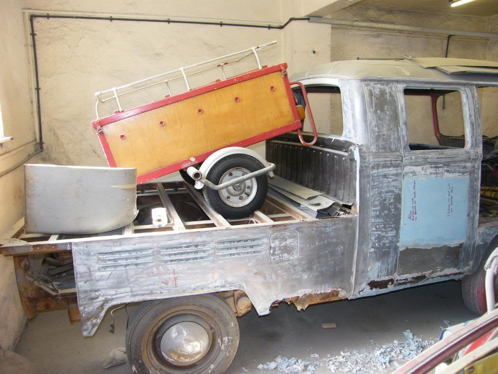 Buster Bo Jangles '67 Crew Cab Crewcab014-1