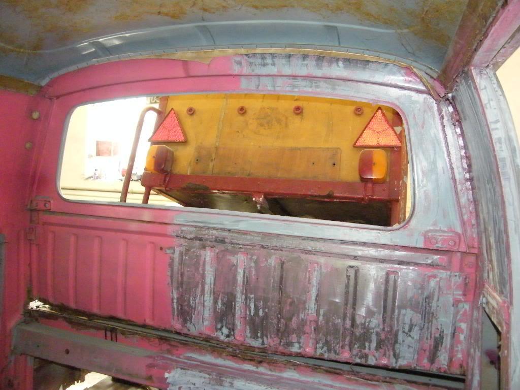 Buster Bo Jangles '67 Crew Cab Xt056