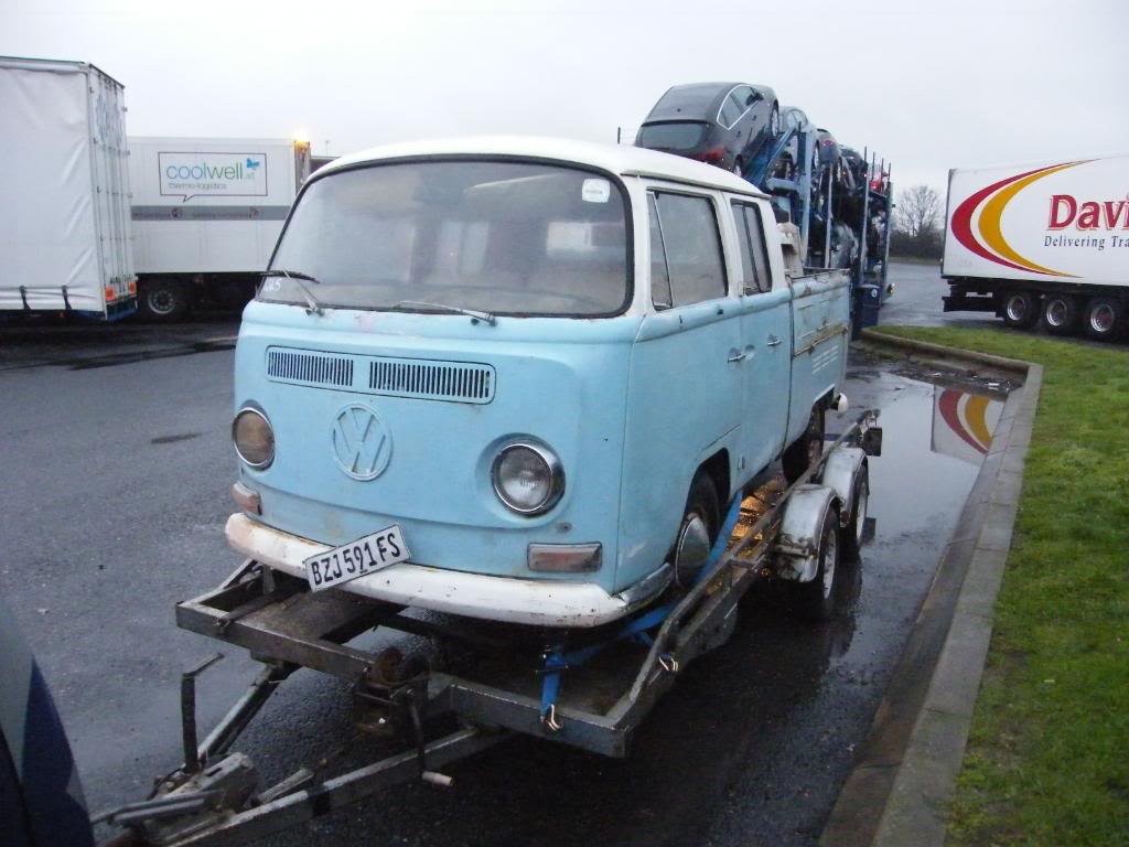 Buster Bo Jangles '67 Crew Cab Vw10072