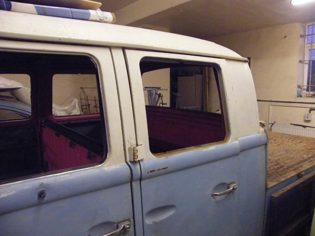 Buster Bo Jangles '67 Crew Cab Vw10103