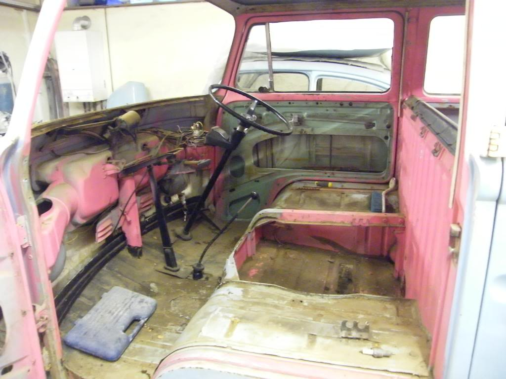 Buster Bo Jangles '67 Crew Cab Vw10104