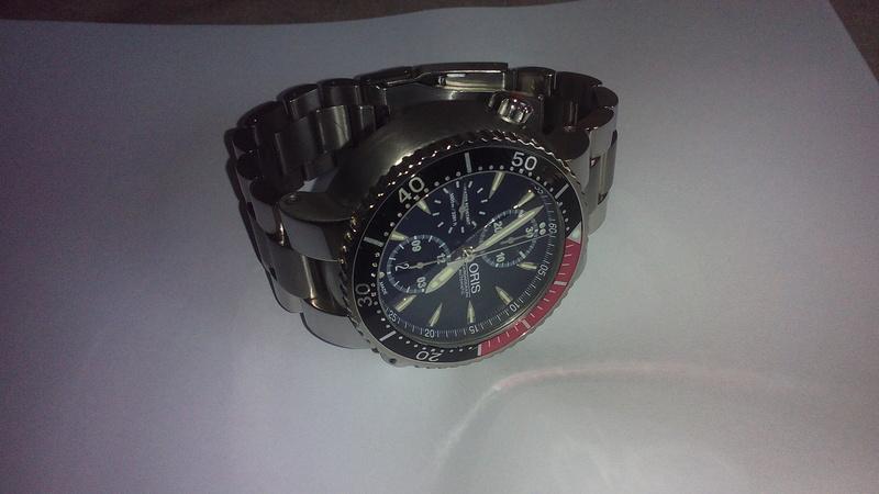 Oris 1000m Chronograph titanio IMG_20170312_165808