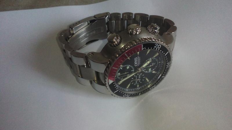 Oris 1000m Chronograph titanio IMG_20170312_165824