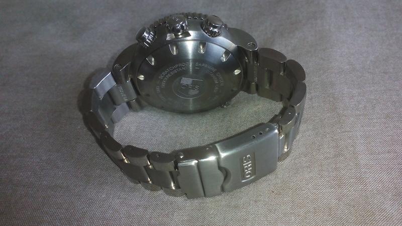 Oris 1000m Chronograph titanio IMG_20170312_165842