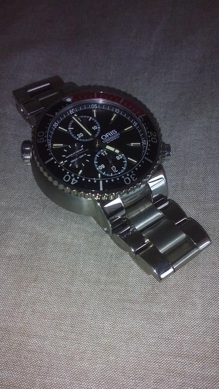 Oris 1000m Chronograph titanio IMG_20170312_170038