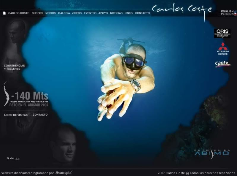 Oris Carlos Coste 2000m. edición limitada Carlos_coste_web-1