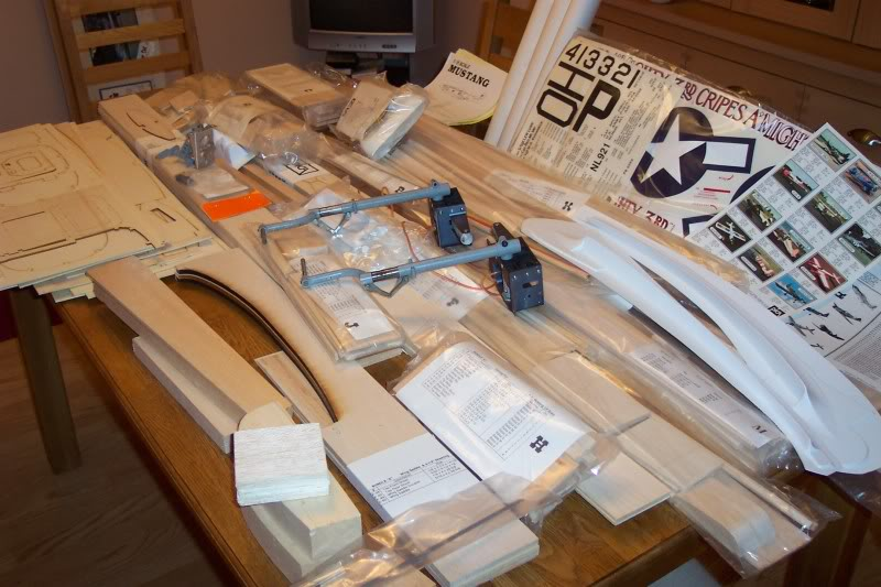 Skyleaders 1/5 Scale Mustang Build 100_1760