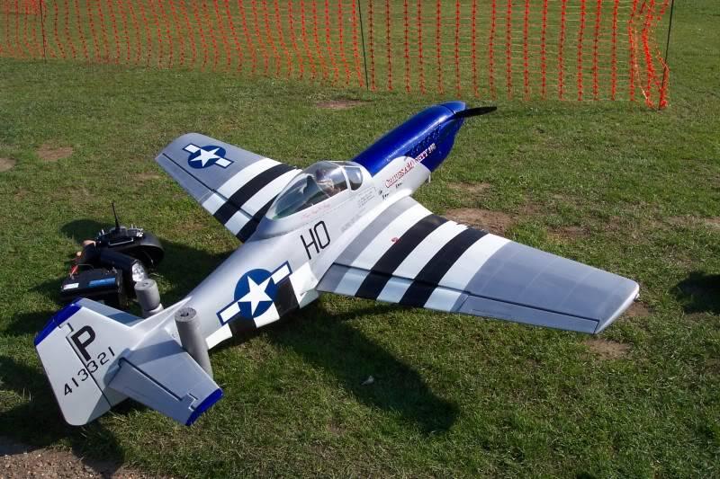 Skyleaders 1/5 Scale Mustang Build Club2