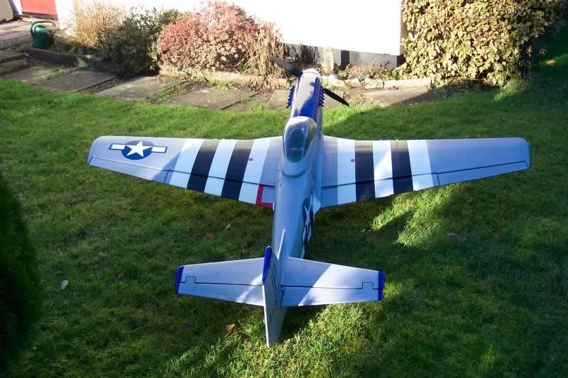 Skyleaders 1/5 Scale Mustang Build Must3