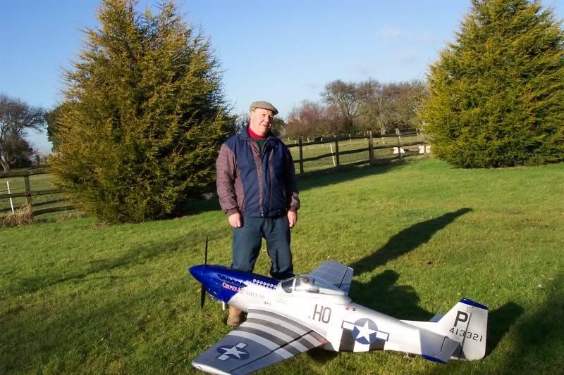 Skyleaders 1/5 Scale Mustang Build Must4