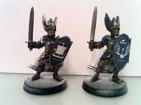 Colores para los Feudos de Gondor Caballeros1
