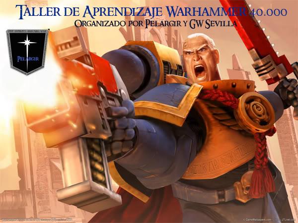 Aprende a Warhammer 40.000 Wh40k