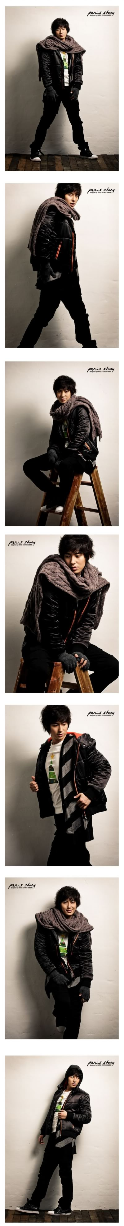 Lee Jee Hoon - Paris Story Hommes Collection I PH85-J-1