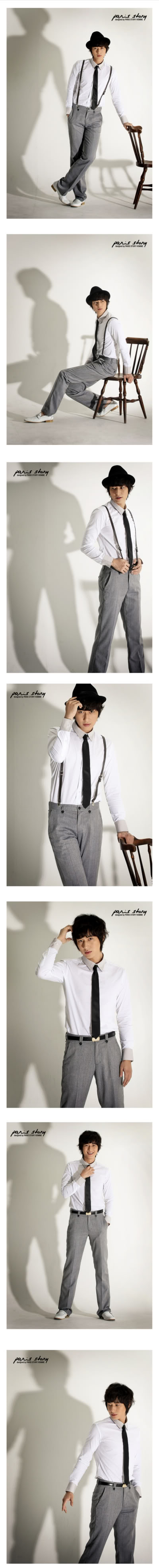 Lee Jee Hoon - Paris Story Hommes Collection I PH85-S-2