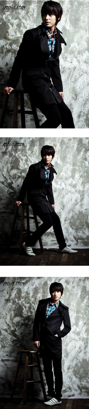 Lee Jee Hoon - Paris Story Hommes Collection I PH85-S-6