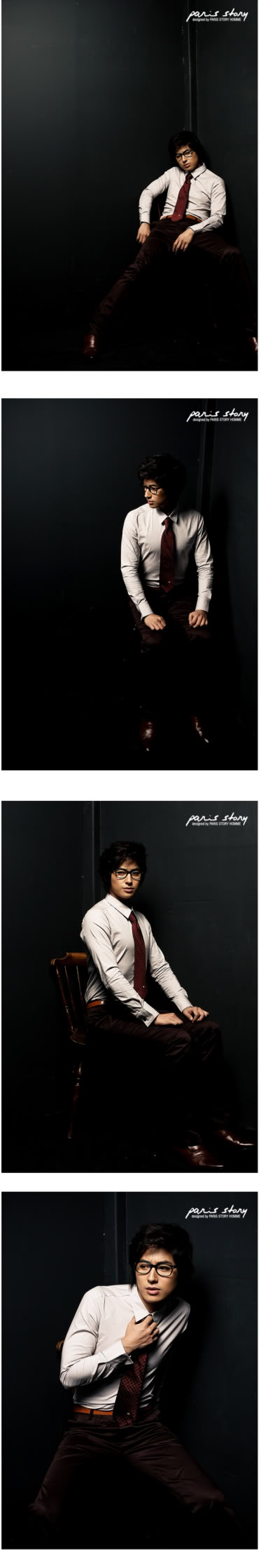 Lee Jee Hoon - Paris Story Hommes Collection I PH85-S-7