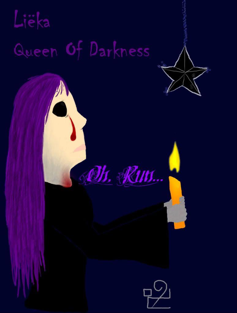 Liëka's Art Candle