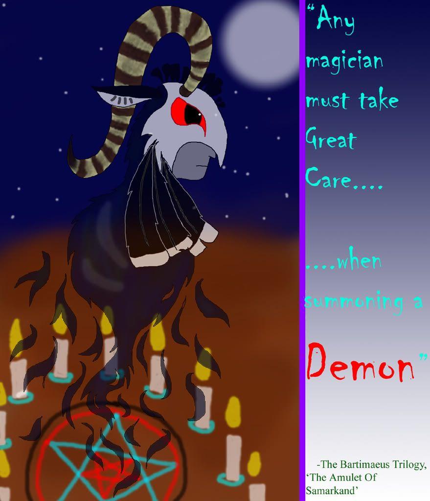 Liëka's Art Demon
