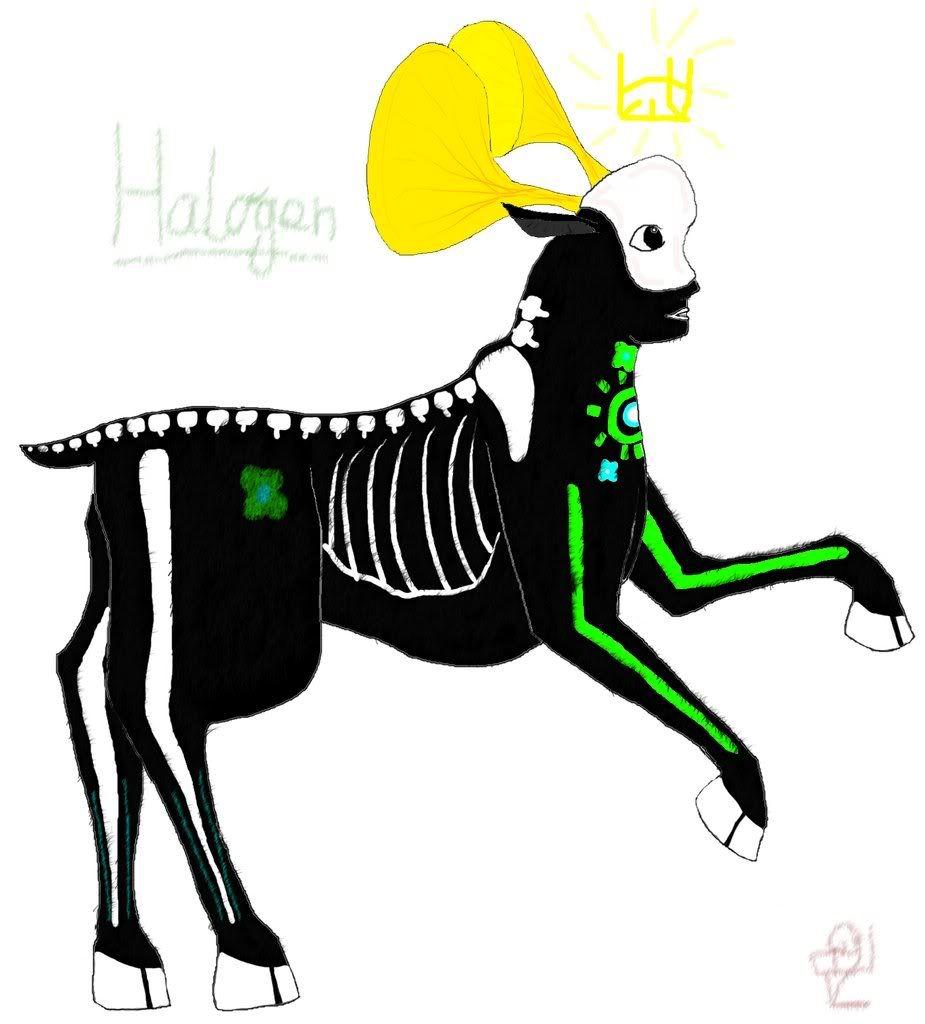 Liëka's Art Halogen