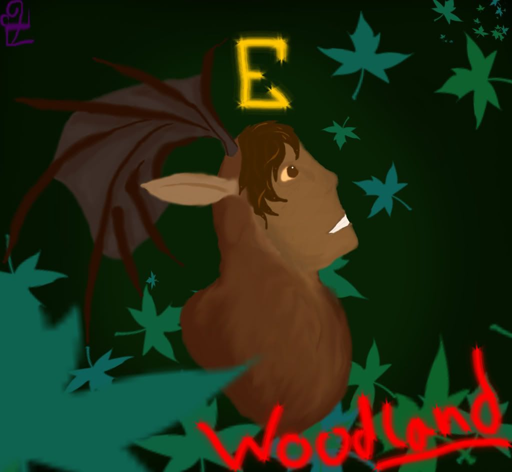 Liëka's Art Woodland