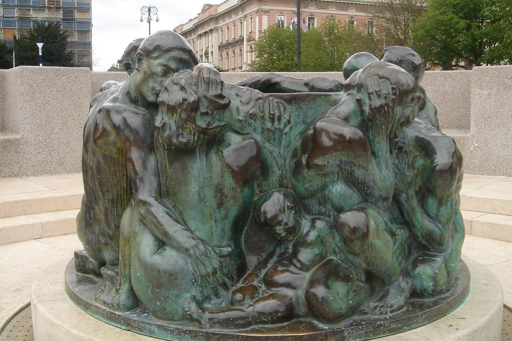 Zagrebački spomenici, skulpture, biste Well_of_life1