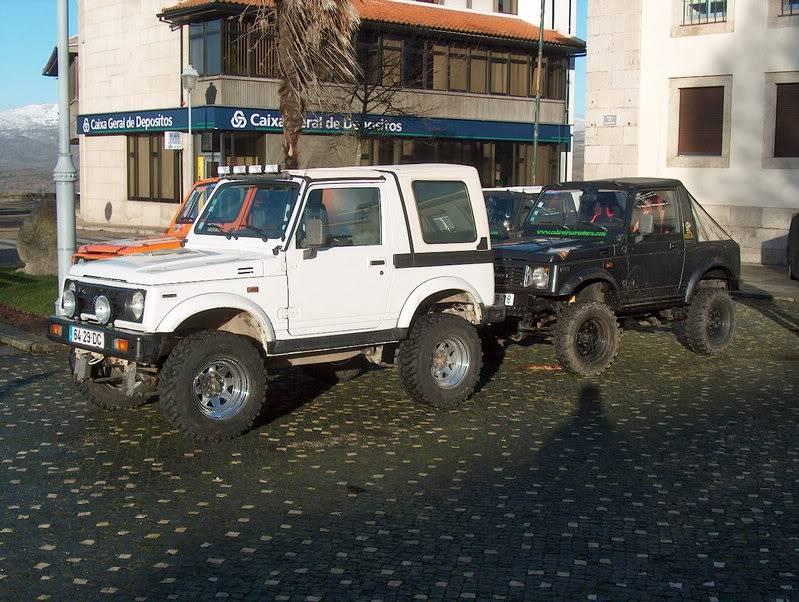 Raid ao Fumeiro - Montalegre - 12 Janeiro 2008 HPIM3325
