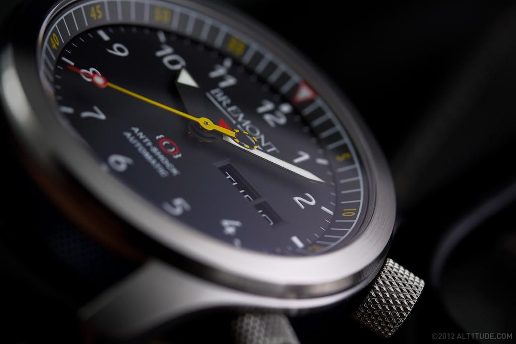 Une édition limitée pour la Bremont MBII Bremont-watch-gallery-mbii-blue-le-007