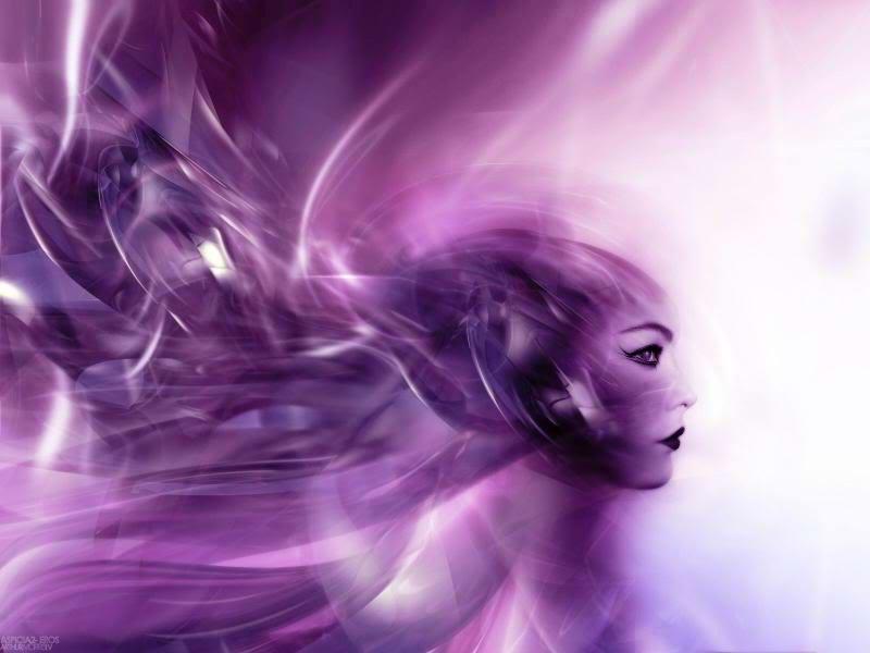 Ljubičasta magija PurpleGirl