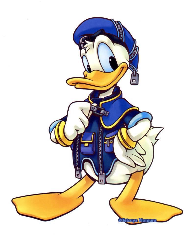 Blue Duck: My Fan Character - Page 2 DonaldDuck