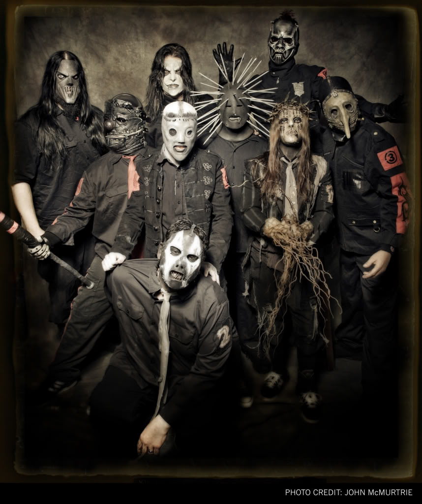 Band Pictues Slipknot12