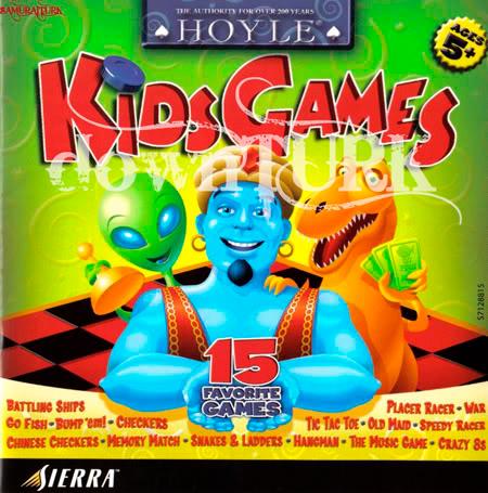 Hoyle Kids Games HoyleKidss